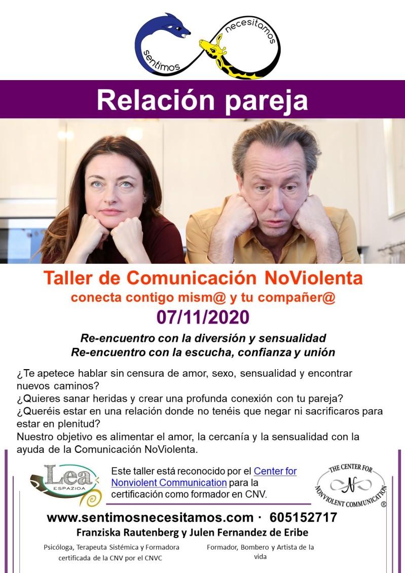 CNV pareja relación